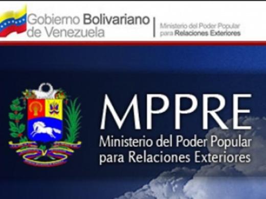 Opiniones De Ministerio Del Poder Popular Para Relaciones Exteriores