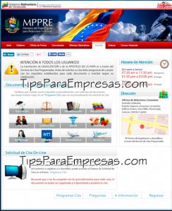 Ministerio-de-Relaciones-Exteriores-3-Página-caida