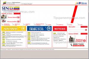 Seniat Venezuela - Como hacer Declaración de IVA