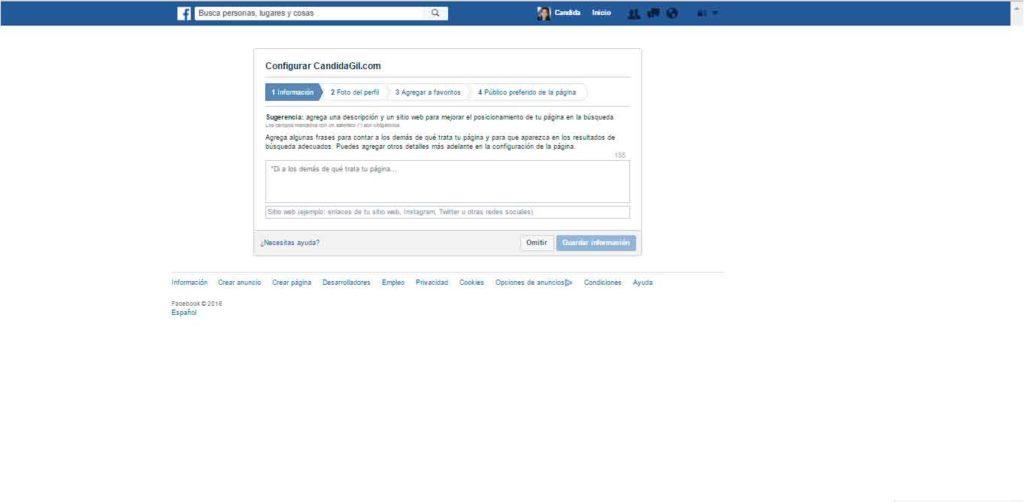 Tips para empresas Facebook