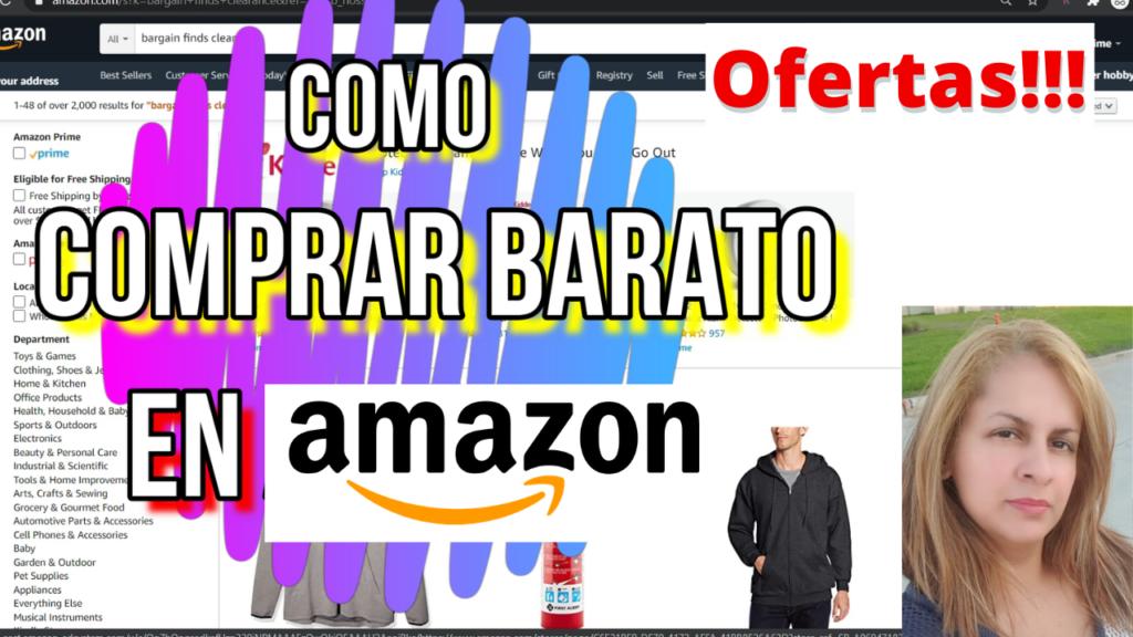 Como COMPRAR MAS BARATO en Amazon